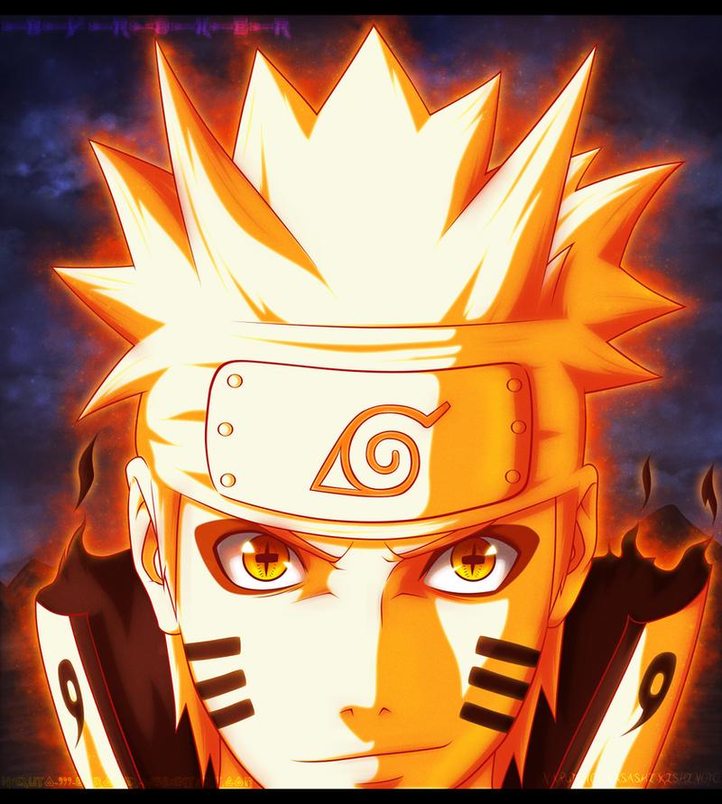 Naruto Modo Sennin Bijuu By Naruto999 By Roker On Deviantart