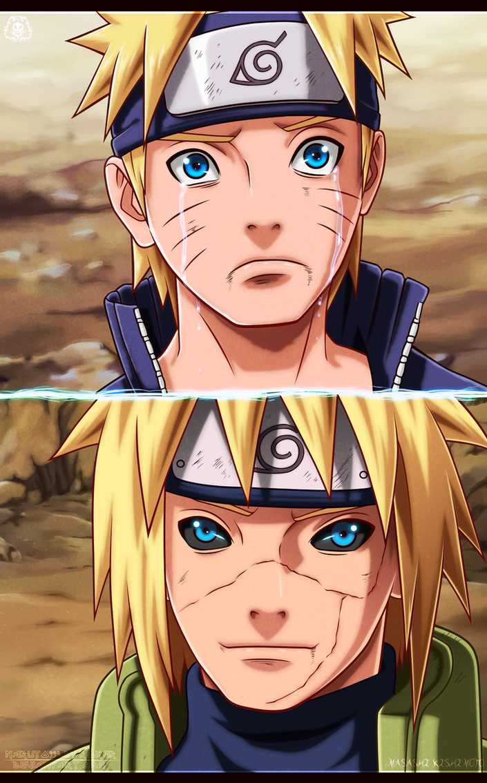 Naruto-y-minato by NARUTO999-BY-ROKER