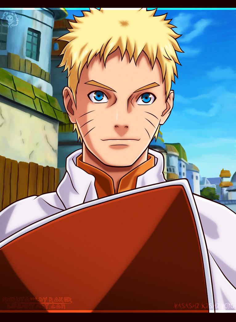 Naruto-Hokage by NARUTO999-BY-ROKER