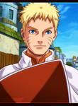 Naruto-Hokage
