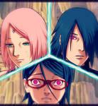 Familia Uchiha *-* (Manga 700+10)