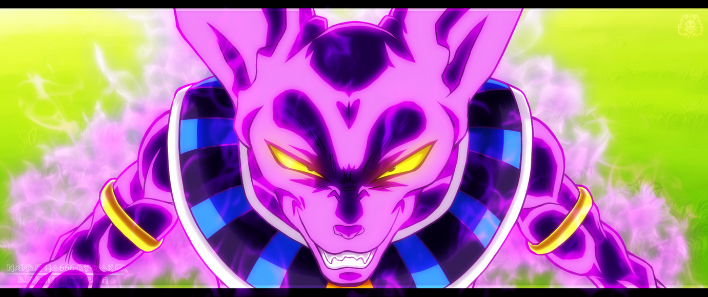 Bills Sama (Dragon Ball Super-002) by NARUTO999-BY-ROKER