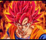 Goku Sjj Dios