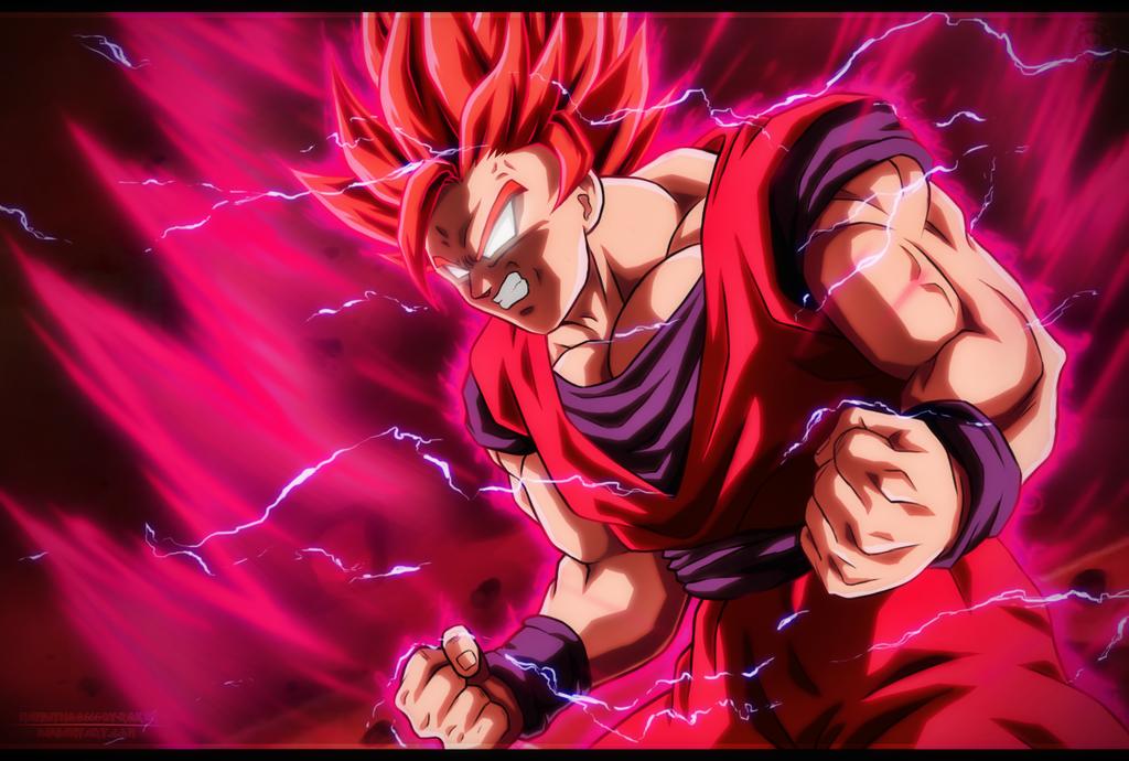 Nueva transformacion de Goku by NARUTO999-BY-ROKER