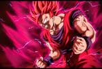 Nueva transformacion de Goku