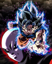 Migatte No Goku Vs Jiren