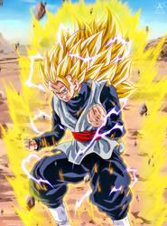 Black Goku Ssj3 by NARUTO999-BY-ROKER