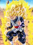 Black Goku Ssj3