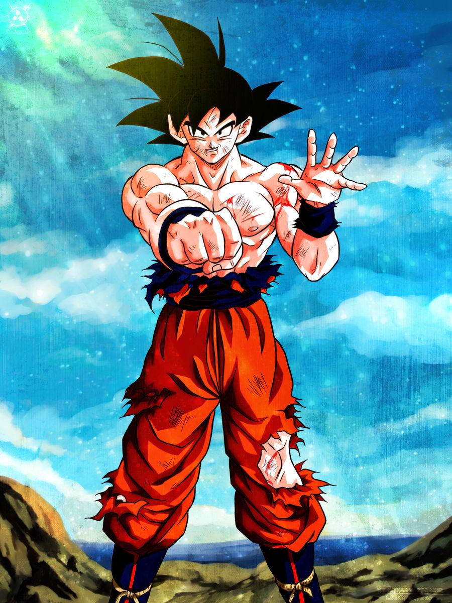 Hasta Pronto Goku