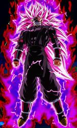 Goku Black Ssj3 Rose