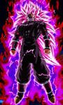 Goku Black Ssj3 Rose by NARUTO999-BY-ROKER
