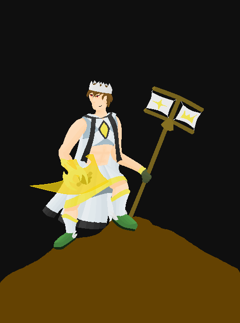 Runescape NL Pride - Clan gear by Anhrak