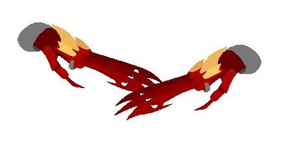 Dragon Claws new concept by Anhrak