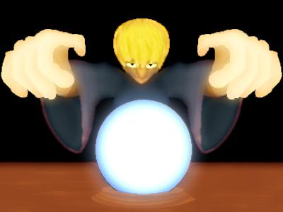 Boardgame development - [Person] Seer by Anhrak