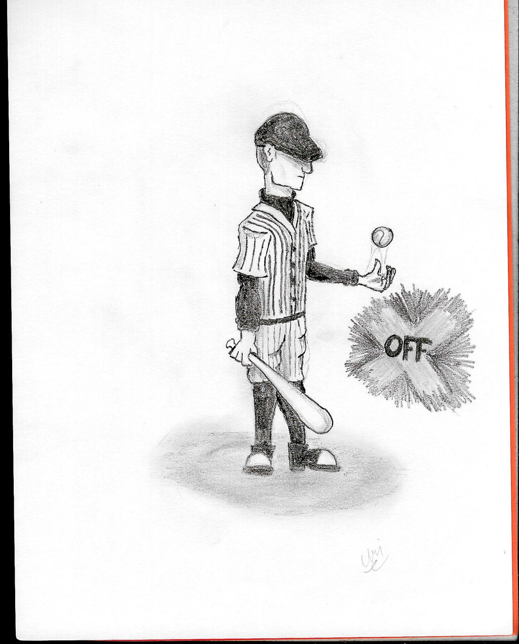 OFF - The Batter 2 by Anhrak