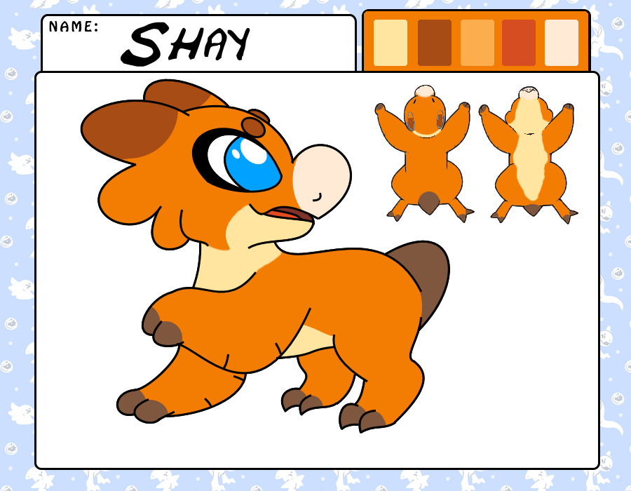 New Wyngling - Shay by Anhrak