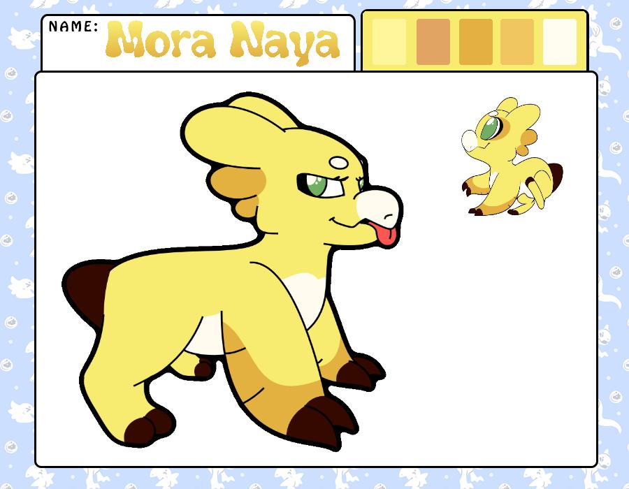 Wyngro - Mora Naya - wyngling MYO (approved!) by Anhrak