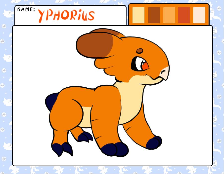 Wyngro - Yphorius (Yvor) wyngling approval by Anhrak