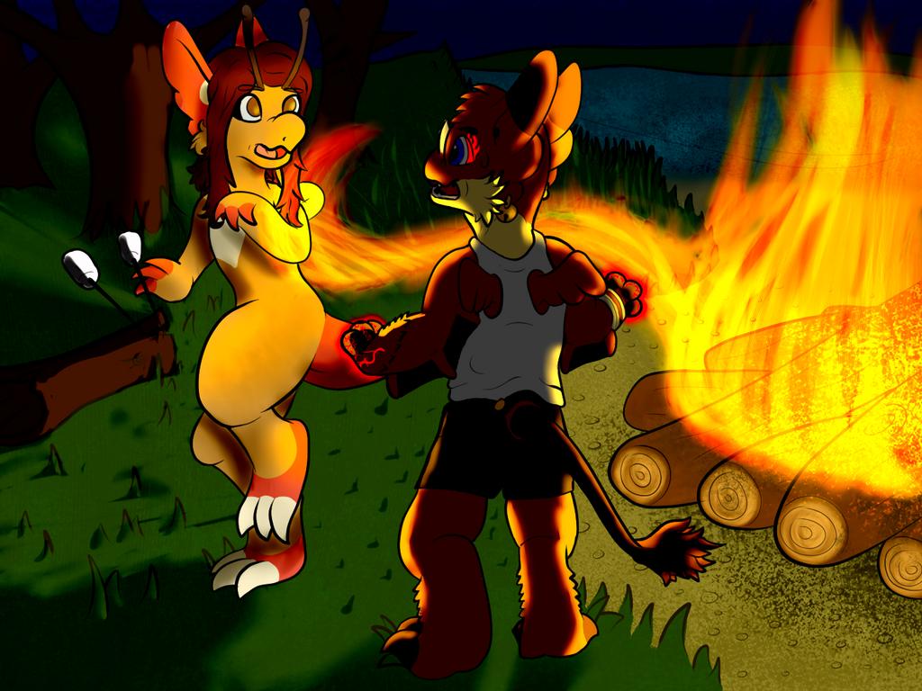 Wyngro - Fire Magic week 3 by Anhrak