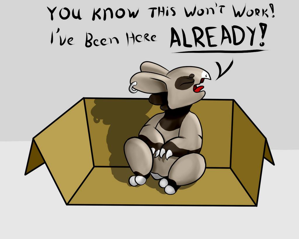 Wyngro - He won't learn by Anhrak