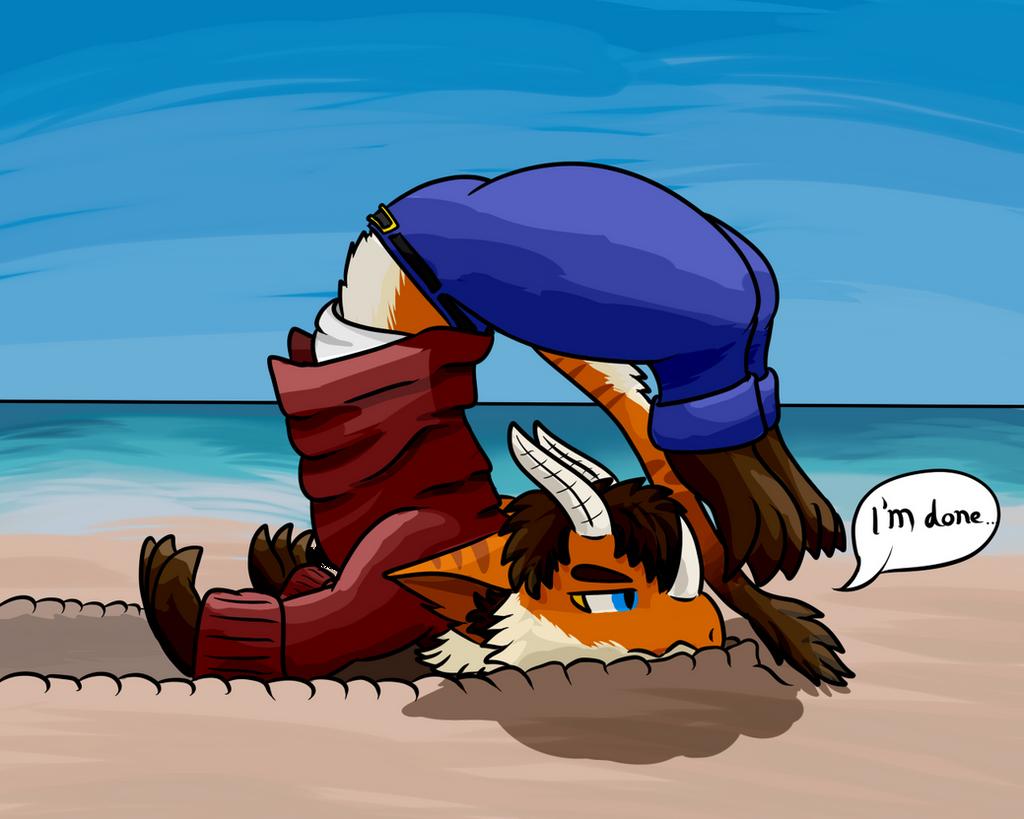 Wyngro - Eat Sand (Wind week 2) by Anhrak
