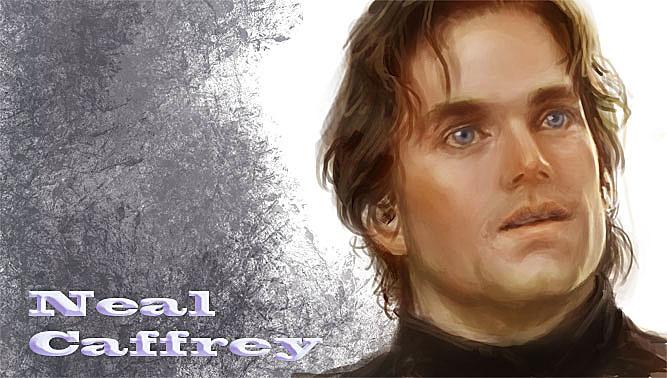 Neal caffrey by firebolide on deviantart - Neal caffrey hair ...