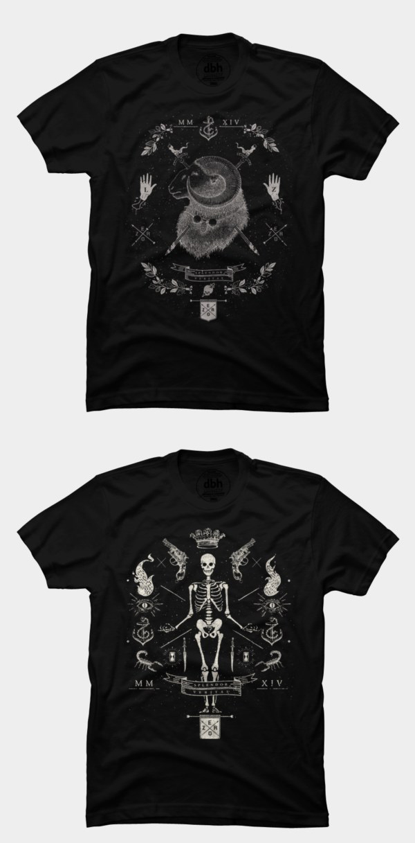 T-SHIRT DESIGN STORE by BACHT