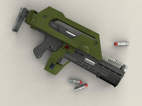 M41-A Pulse Rifle
