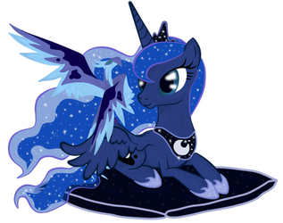 Luna's pet by Virenth
