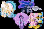 Armory: Princesses