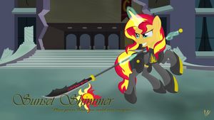 Armory: Sunset Shimmer