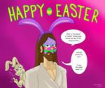 Happy Easter 2019 by Cartoonfan402