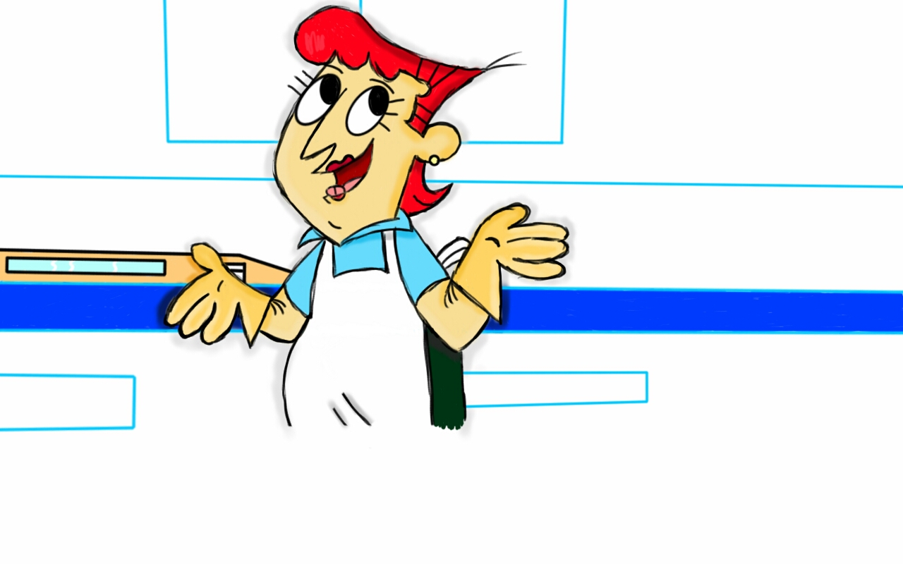 dad dressed as mom dexter u0027s laboratory by 4and4 on deviantart