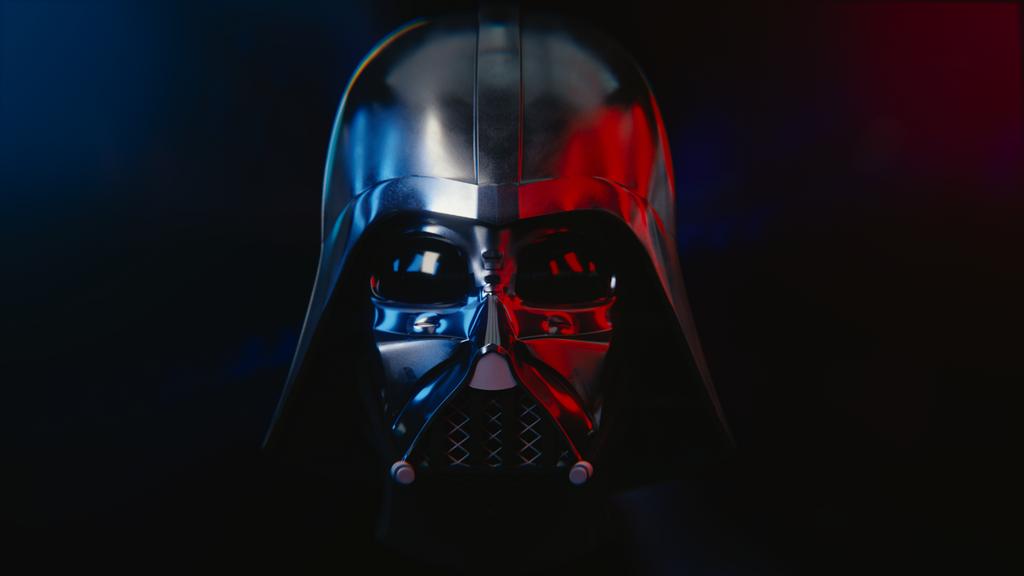 Darth Vader (Blender) By 4and4 On DeviantArt