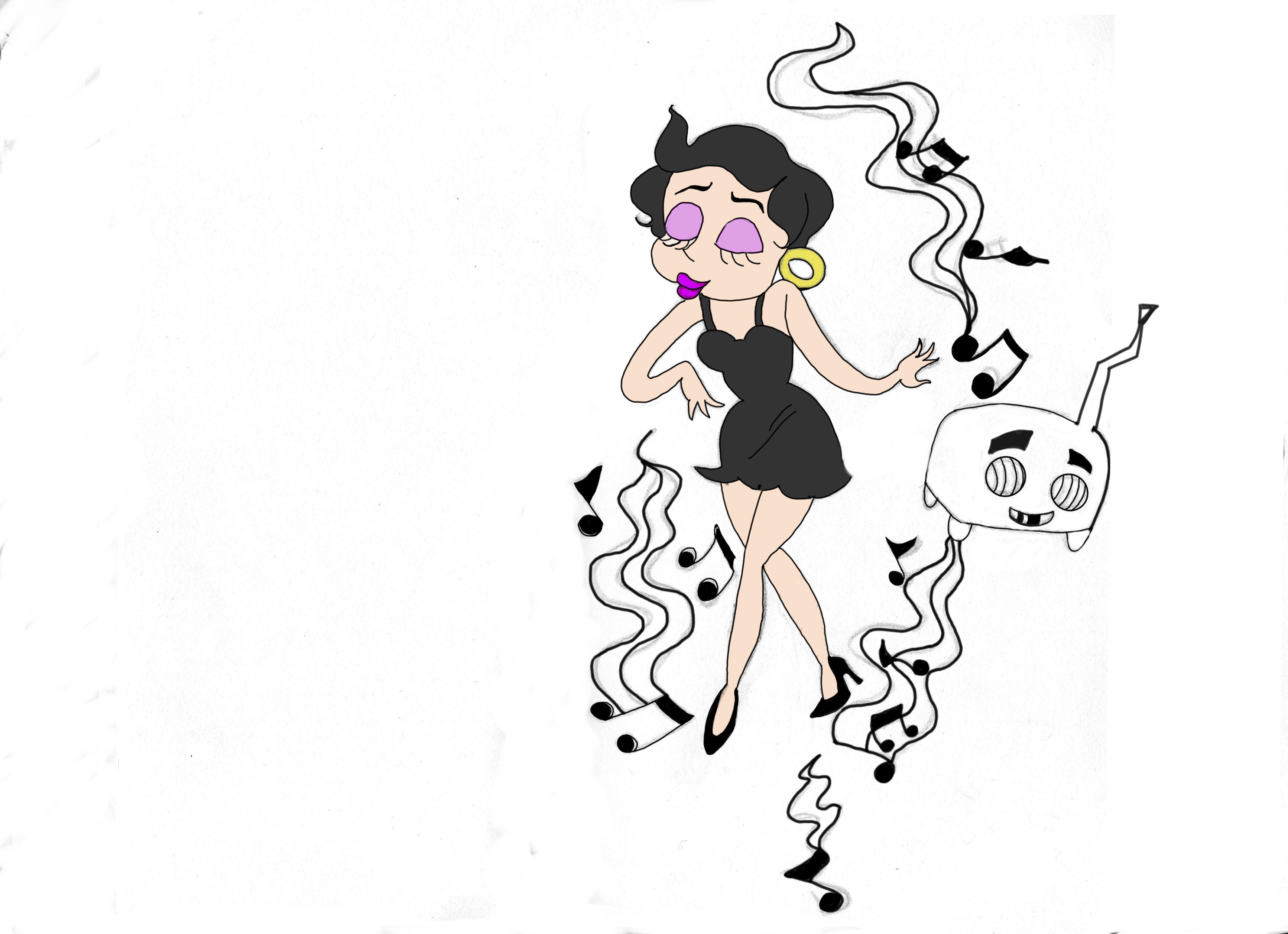 Mysterious Rhythm by CharleneBaltimore on DeviantArt