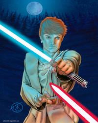 Ben Skywalker ver 2 Cs5 by sithlord151