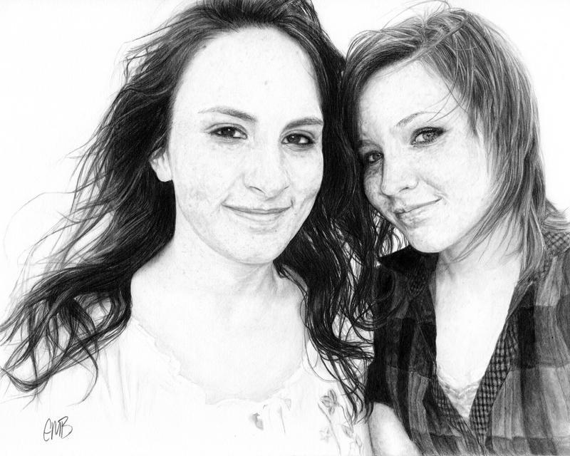 Sisters by emorganb94