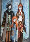 Royal Family by AnkaiKami