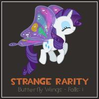 Strange Rarity by TheHaribokid