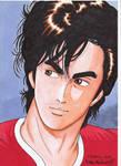Ryo Saeba's portrait