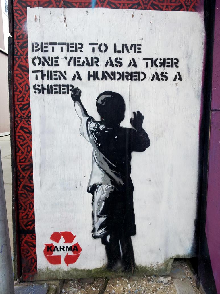 Graffiti art quotes - Graffiti Amsterdam 1 By Mahavavy