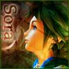 Kingdom Hearts Avatar - Sora 2 by xari-myst