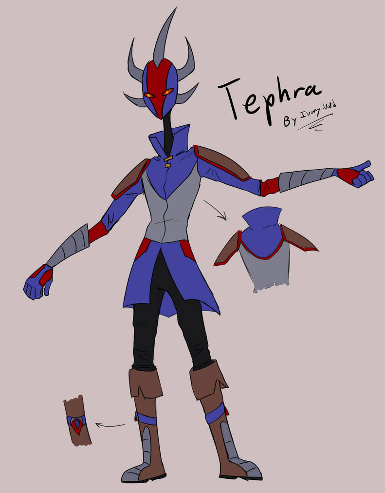 Tephra redesign