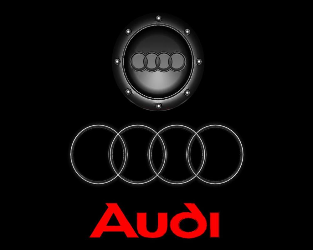 Audi Logo Wallpaper 3d: Audi Logo 2 By Urbine88 On DeviantArt