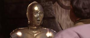 C-3PO Study by Thorsten-Denk