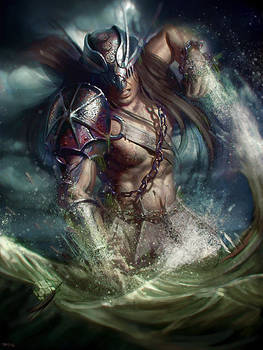 Rage of the Sea