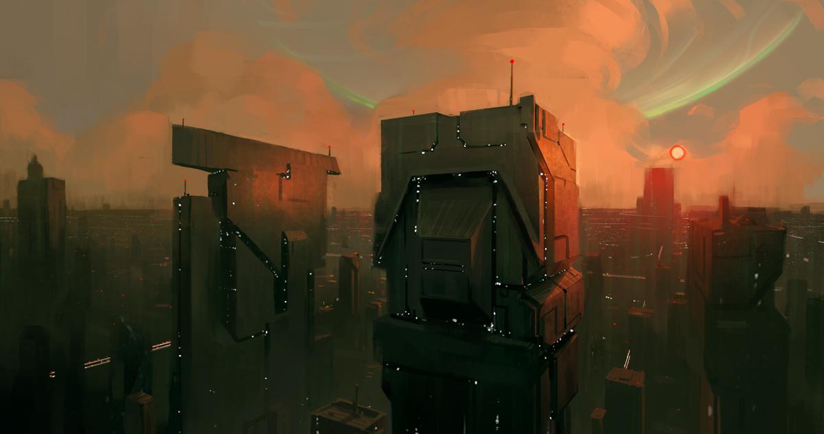 Short-Lived Sunrise by Thorsten-Denk