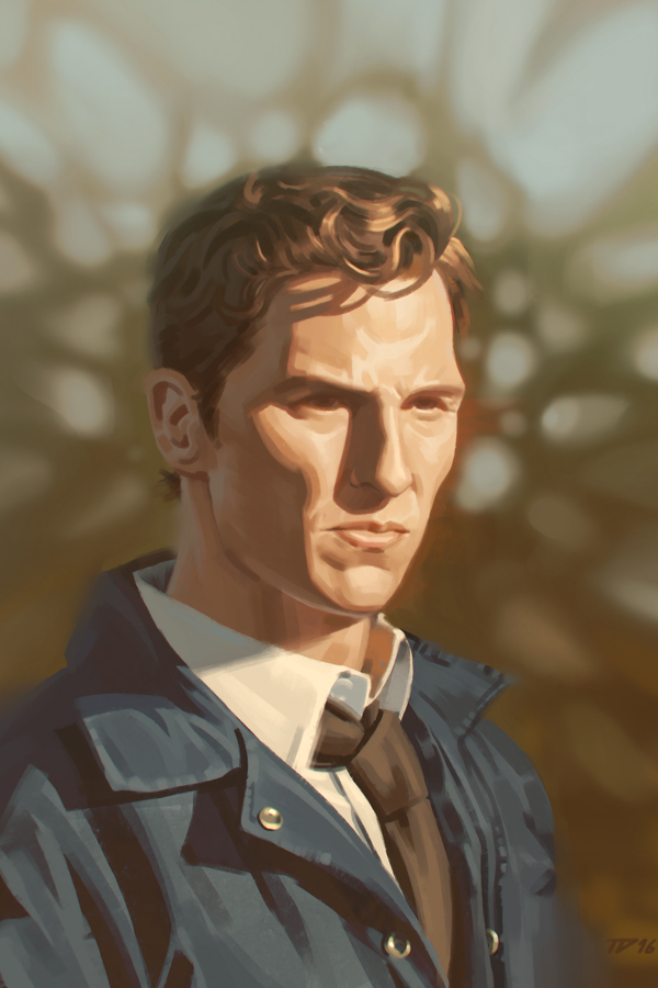 Rust Cohle by Thorsten-Denk