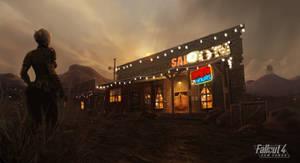 Prospector Saloon by Thorsten-Denk