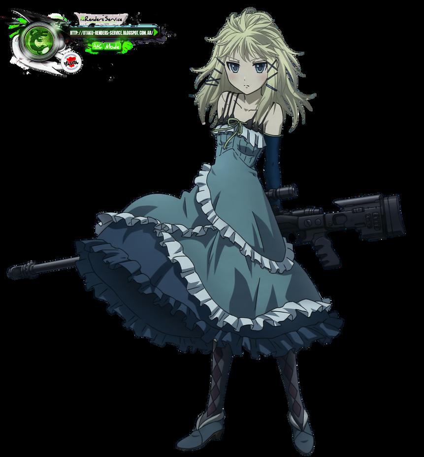 Black Bullet Tina